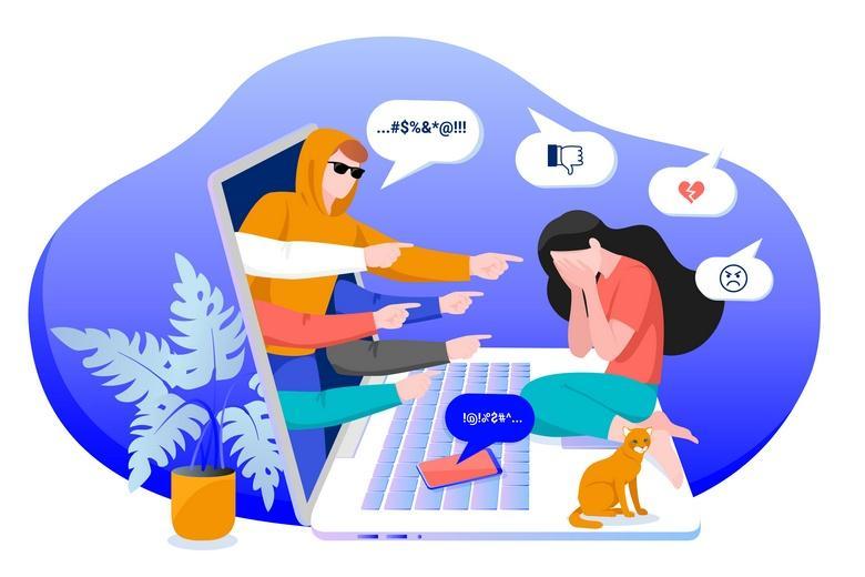 Интернет-агрессия стала обыденностью фото