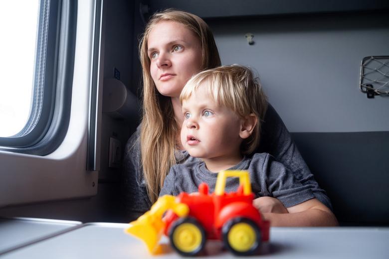 Купейный вагон возвращают в пассажирские сообщения фото