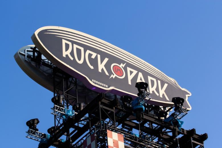 логотип фестиваля Rock im Park, Нюрбургринг, Германия фото