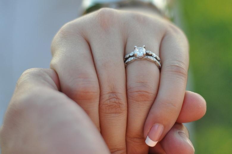 Обручальное кольцо вернулось к владельцу неожиданно фото