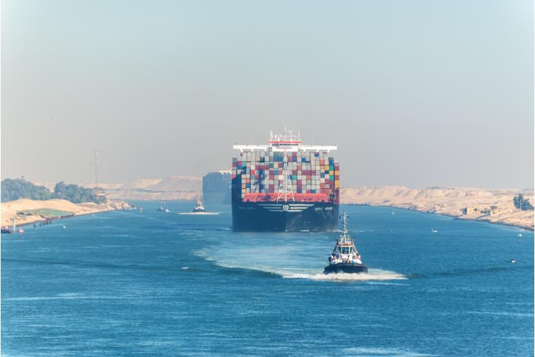 Окончание блокады Суэцкого канала