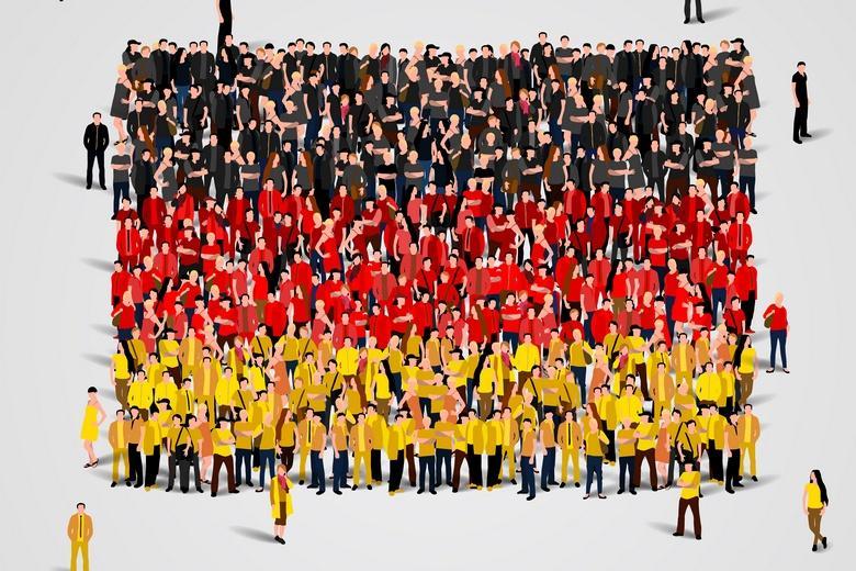 Парламент Германии может сильно измениться фото