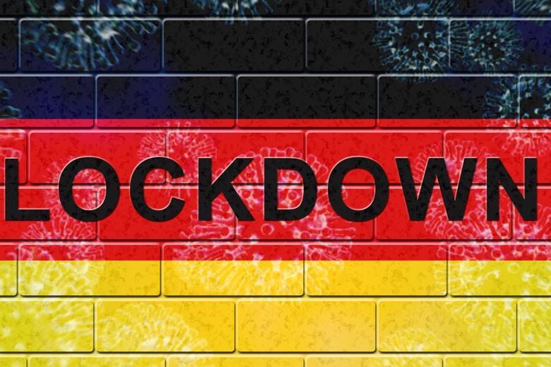 Жёсткий локдаун предлагают в Германии