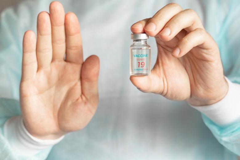 прекратили вакцинацию фото