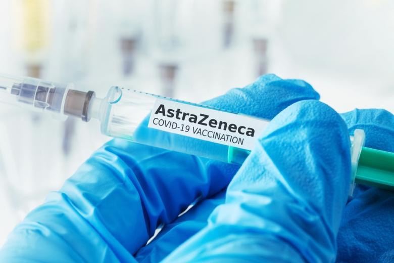 препаратом Astrazeneca фото
