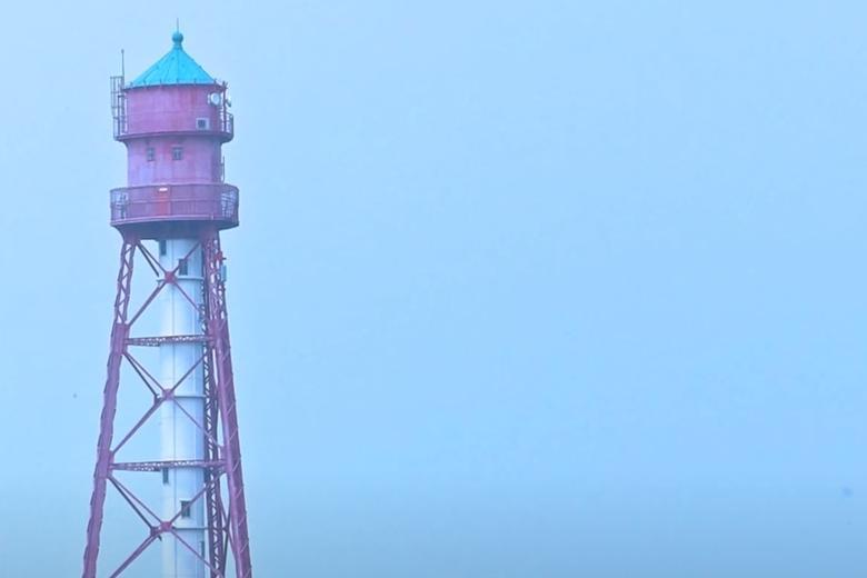 Самый высокий маяк Германии снова возвращается в строй фото