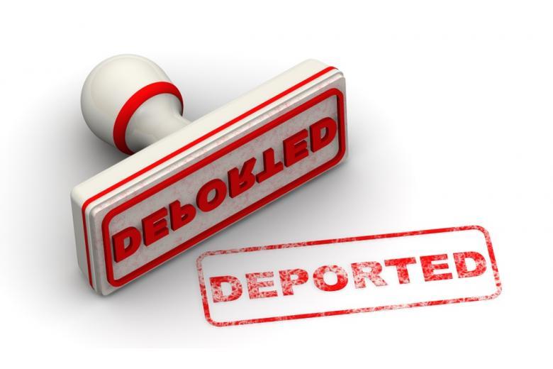 Германия в 2020 году депортировала мигрантов