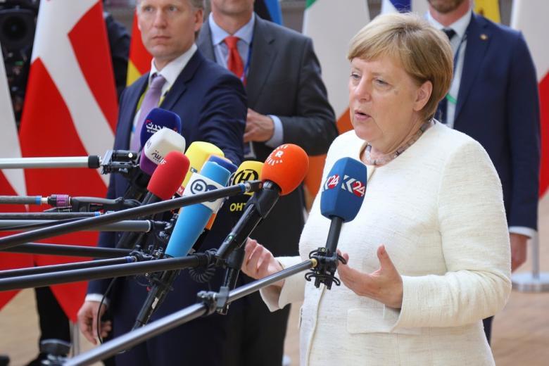 Влиятельные женщины-политики Германии