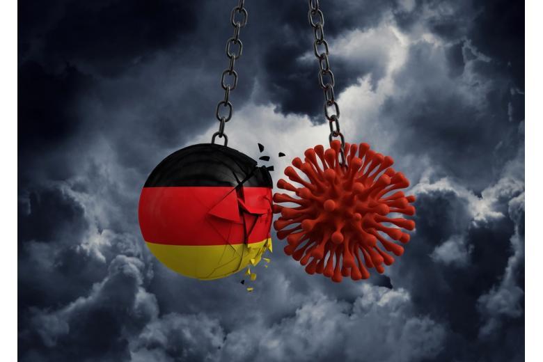 Германии грозит локдаун