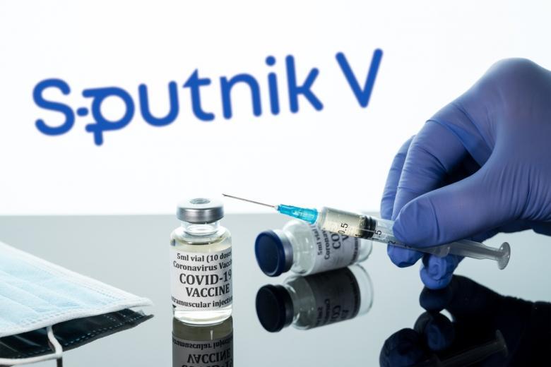 Российская вакцина Спутник V