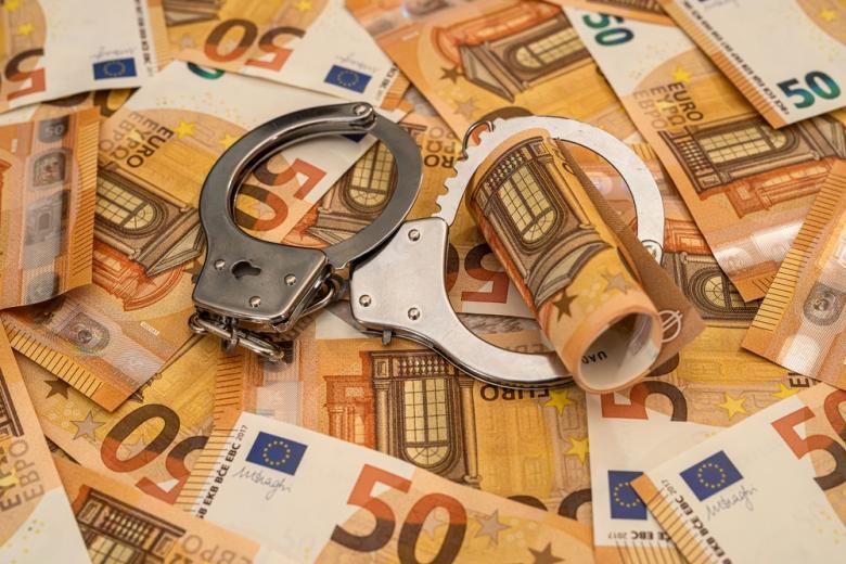 В Германии ограбили банк