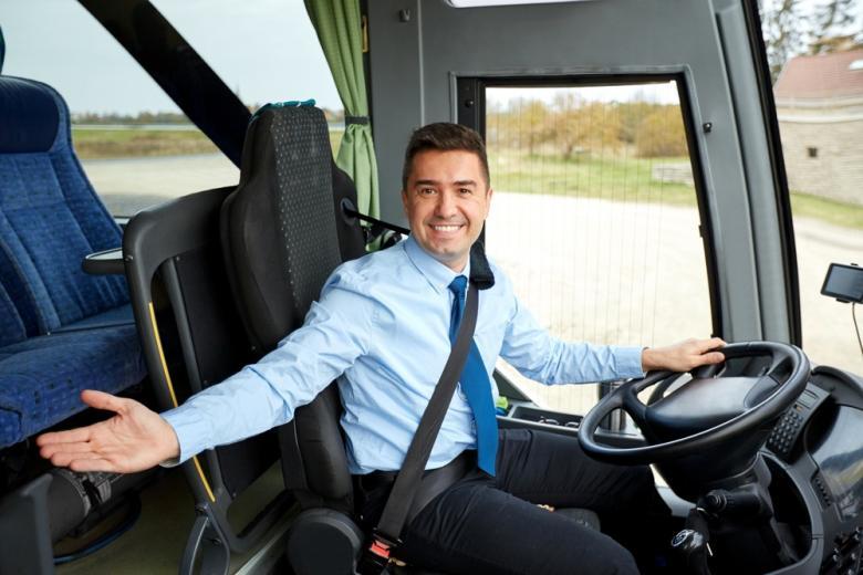 Сколько зарабатывает водитель автобуса в Германии