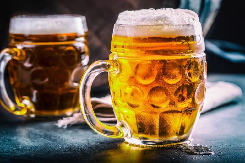 Рекордное падение продаж пива