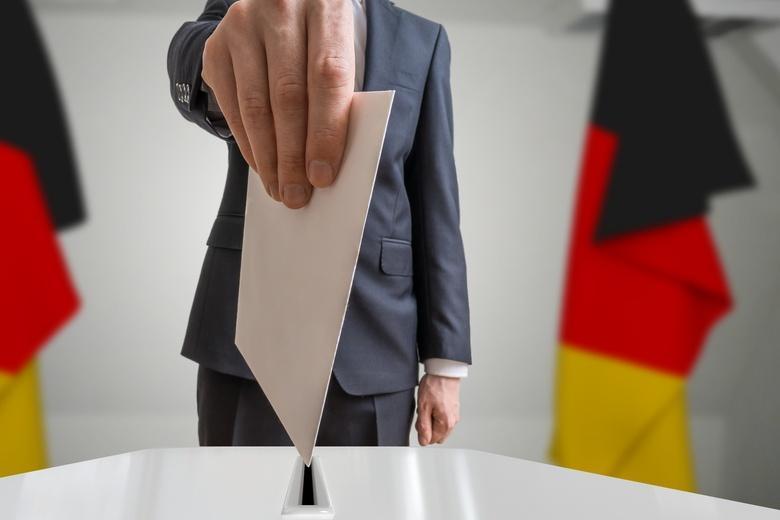 Супервыборы стартовали в Германии фото