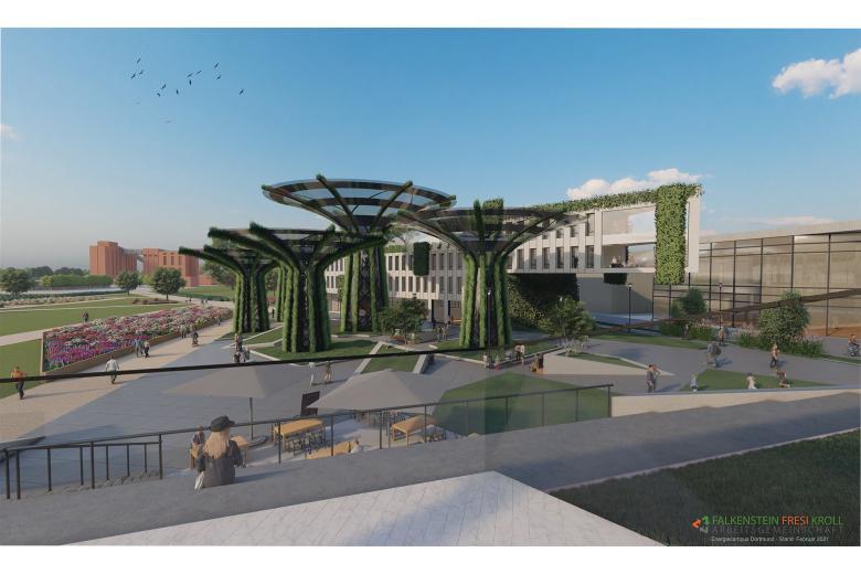 Немецкие изобретатели будут жить и работать в Energie-Campus в Дортмунде