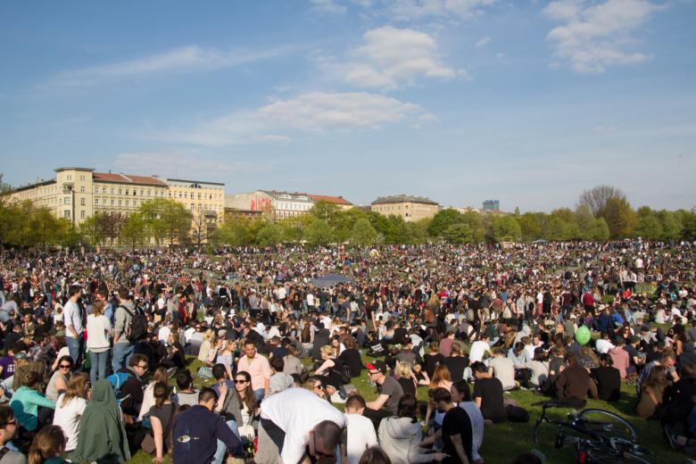 Как празднуют 1 мая в Германии в наше время?