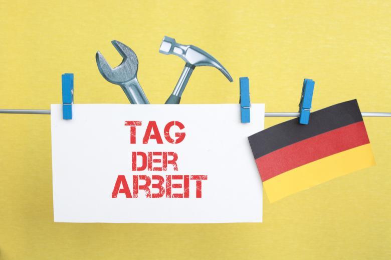 Как празднуют 1 мая в Германии