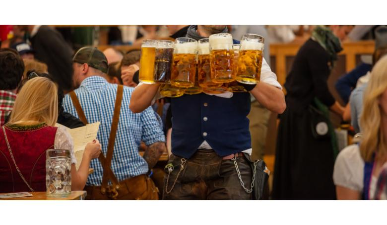 Необычные виды пива в Германии