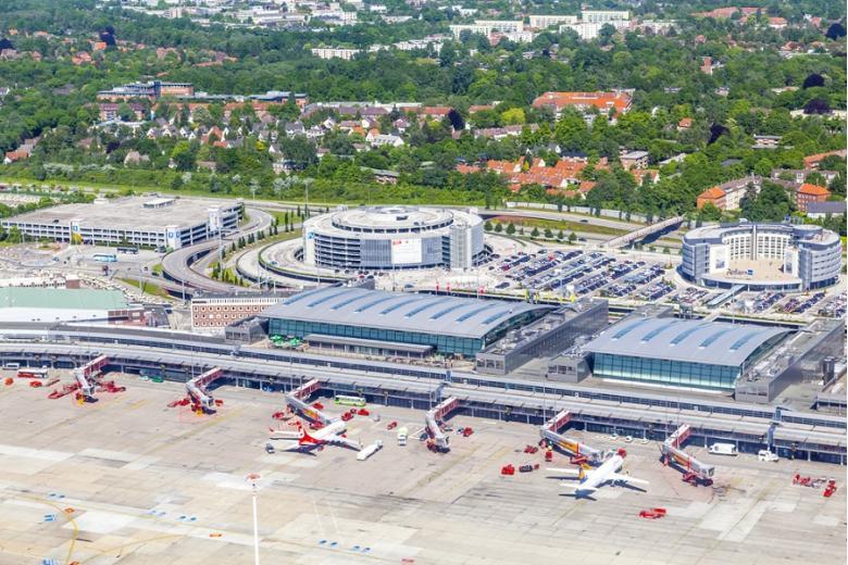 Аэропорты в Германии