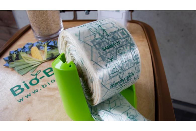 биоразлагаемые пакеты Bio-Beutel