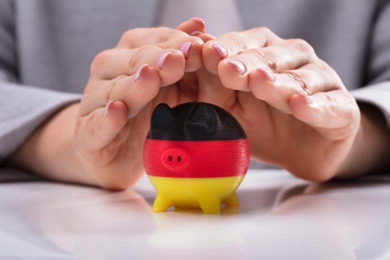 денежные накопления, депозиты в Германии