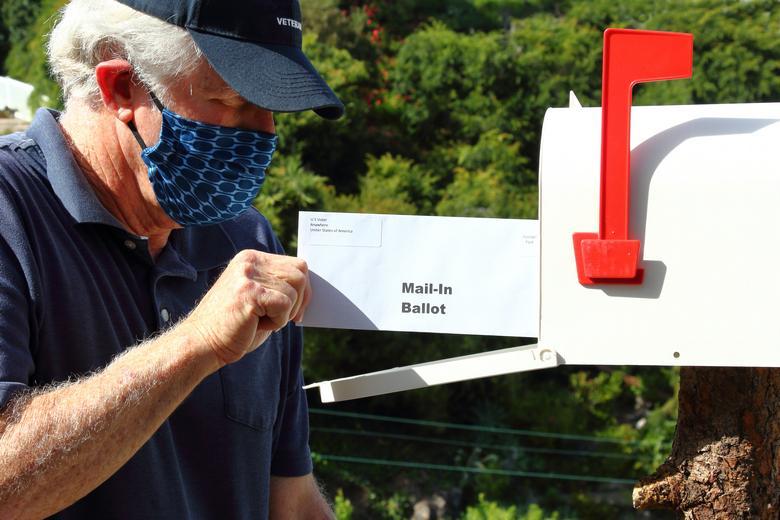 Голосование по почте