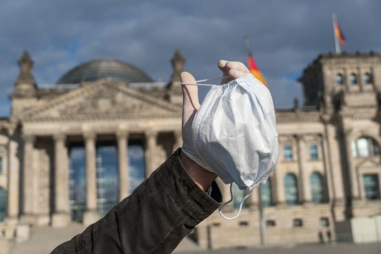 карантинные ограничения в Берлине