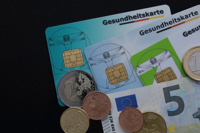 Карта медицинского страхования в Германии / Foto: Younes Stiller Kraske / shutterstock.com