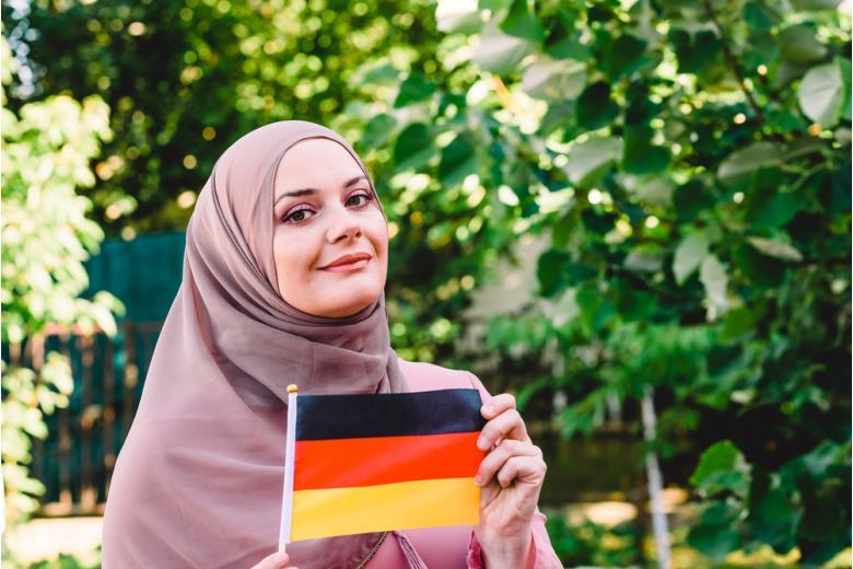kolichestvo-musulman-v-germanii / Фото: GagoDesign/shutterstock.com