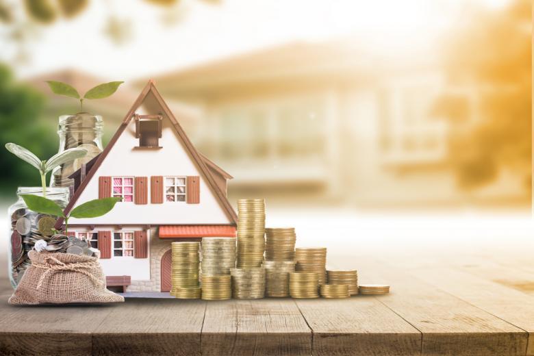Один из распространённых долгосрочных займов - это строительство или покупка уже готового жилья