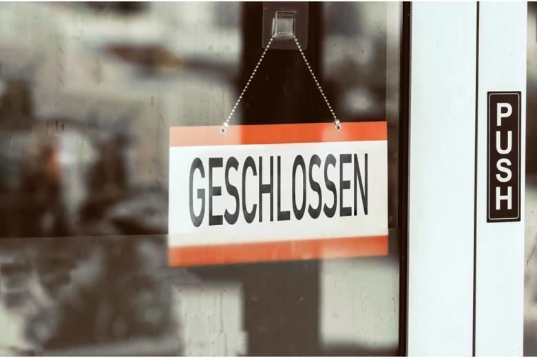 магазины не работают / Foto: Bihlmayer Fotografie / shutterstock.com