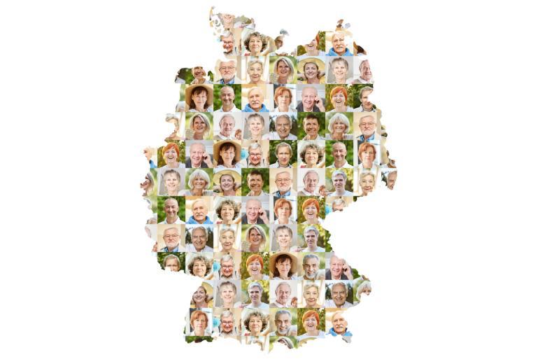 Пенсия в Германии для переселенцев