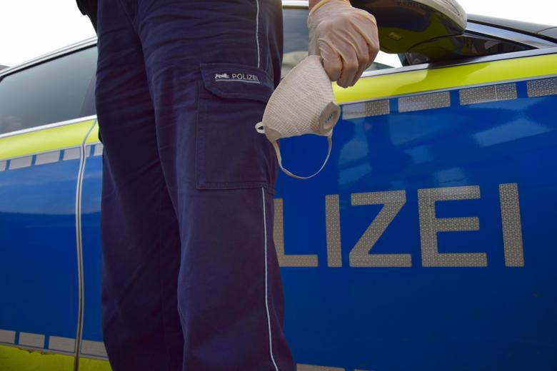 policejskie-razognali Фото: SannePhoto/shutterstock.com