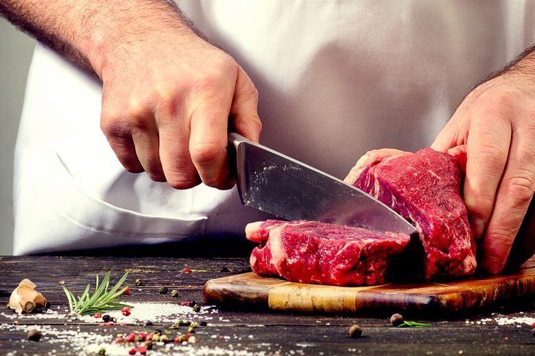 Порция мяса