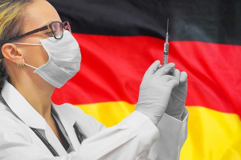 Рекорд вакцинирования в Германии Фото: Автор: lunopark / shutterstock.com