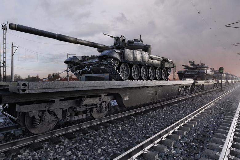 Россия отводит войска Фото: Автор: Corona Borealis Studio / shutterstock.com