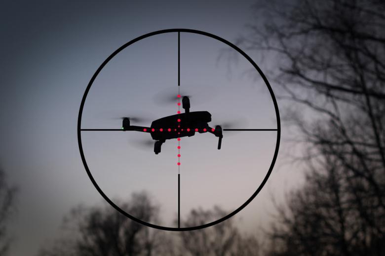 sistemu-zashity-ot-dronov / Фото: Aleksei Kochev/shutterstock.com