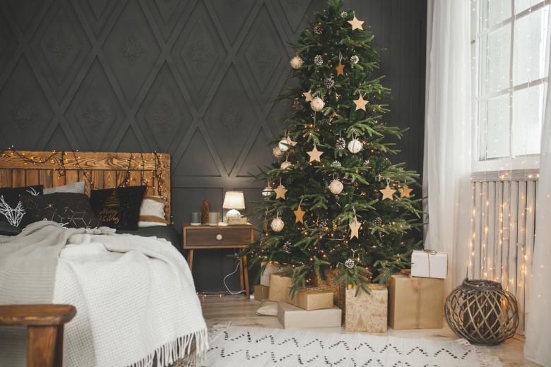 В Германии принято делать новогодние украшения и предметы интерьера своими руками