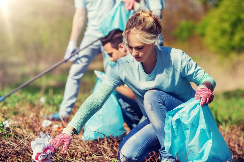 Очень востребованы волонтёры экологических проектов, умеющие своим примером показать важность соблюдения чистоты окружающей среды