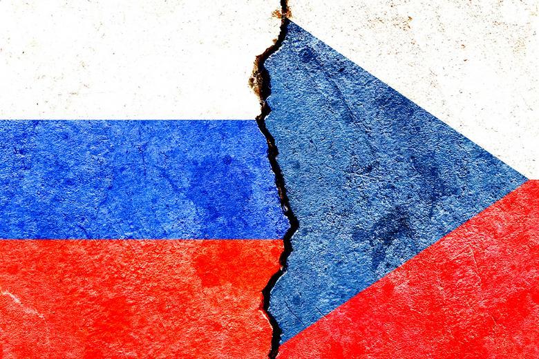 Взрыв складов в Чехии
