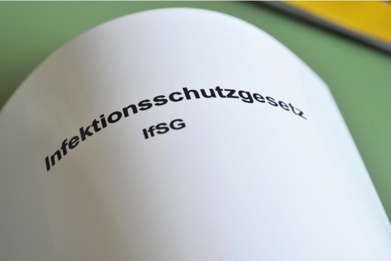 Закон о защите от инфекций в Германии Фото: nitpicker/shutterstock.com