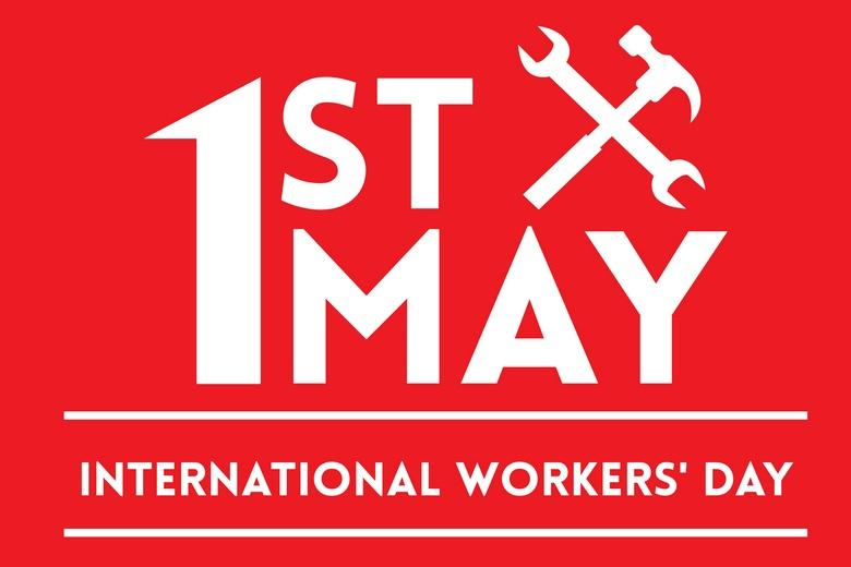1 мая Фото: Автор: Satheesh Sankaran / shutterstock.com