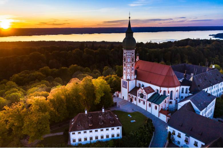 Андекский монастырь (Мюнхен)