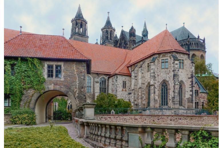 Магдебургский собор (Magdeburger Dom)
