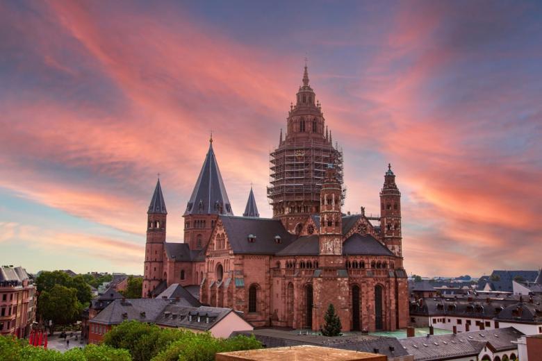 Майнцский собор (Mainzer Dom)
