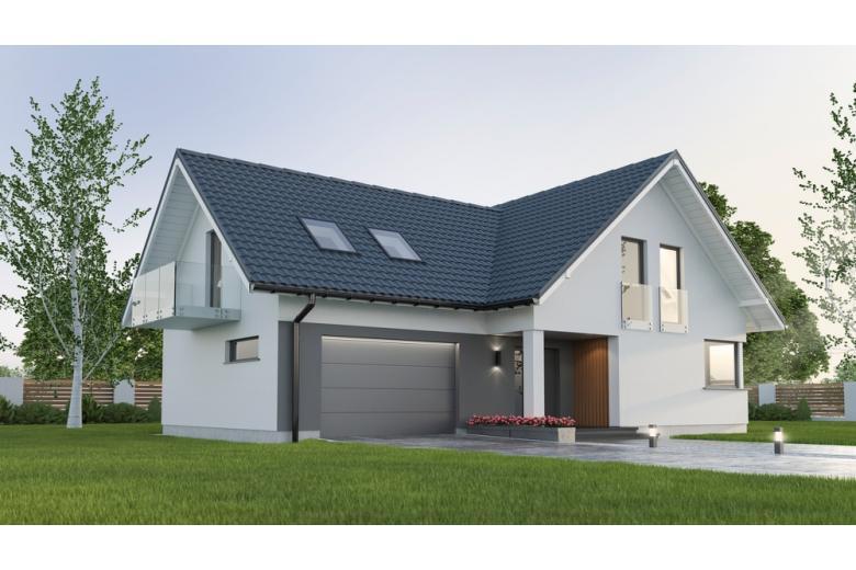 Небольшой дом для одной семьи (Einfamilienhaus)
