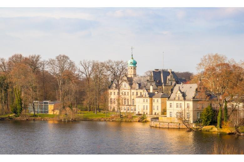Охотничий дворец Глинике (Jagdschloss Glienicke)