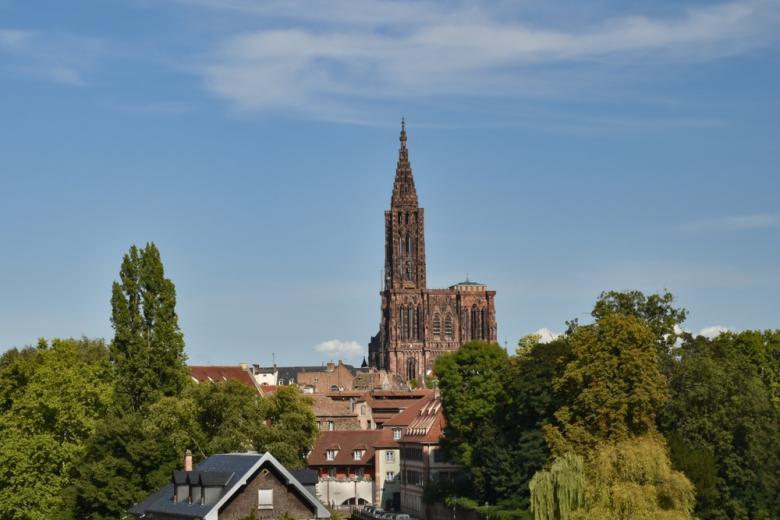 Страссбургский собор (Straßburger Münster)