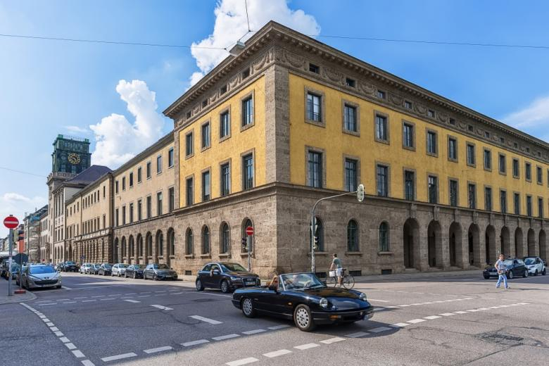 Технический университет Мюнхена TUM (Technische Universität München) - один из лучших университетов Европы.
