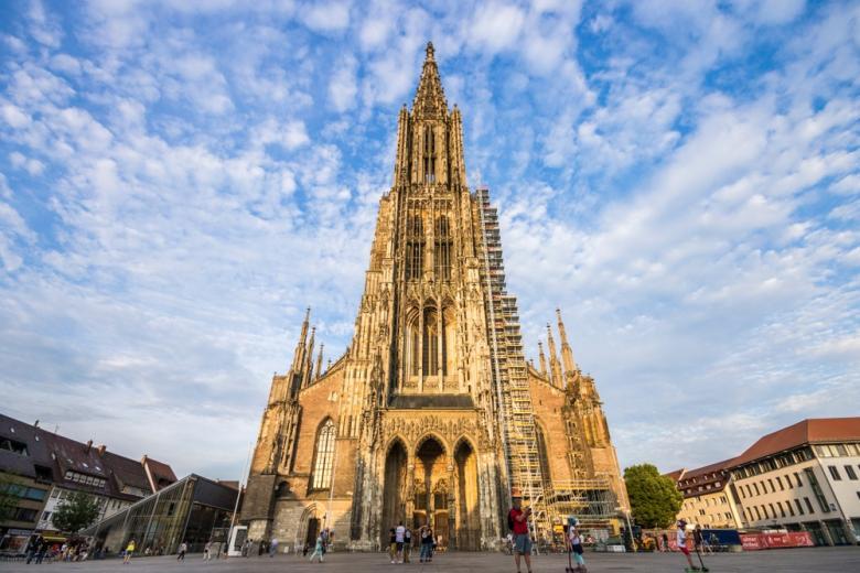 Ульмский собор (Ulmer Munster)